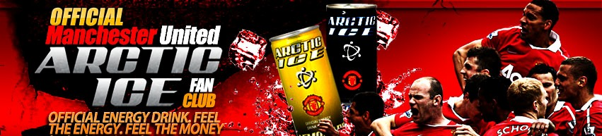 Manchester United Official Energy Drink
