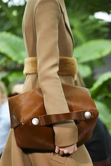 Moda malas - Tendência 2015 Malas  de cinta e estruturadas
