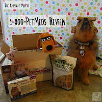 The Chesnut Mutts 1-800-PetMeds Review