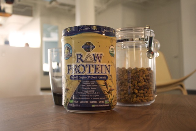 Garden of Life Vegan Protein Powder