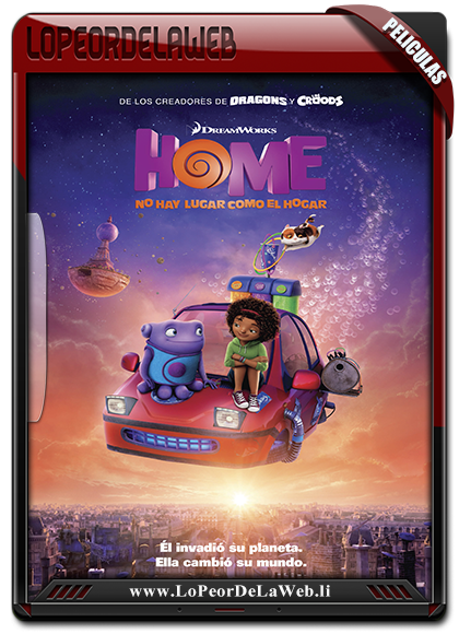 Home -  2015 WEBRip 720p Latino-Ingles + BSO