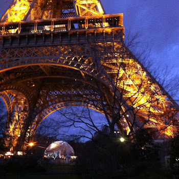 Spend the Holidays in Paris