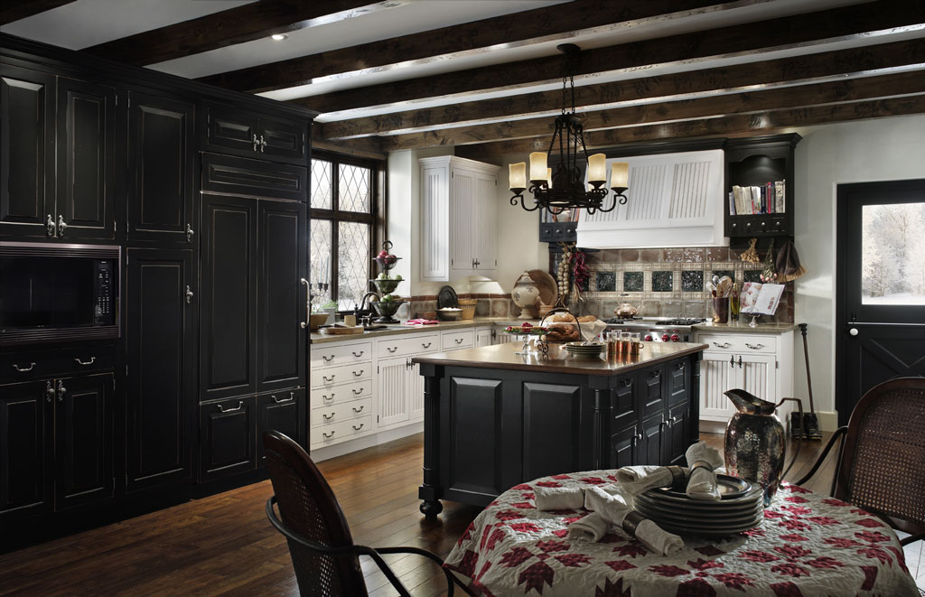 enliven your kitchen space with cabinets from woodmode houstonites