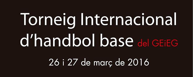 Torneig Internacional Handbol GEiEG