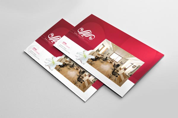 Examples Of Spa Brochure Designs  JayceOYesta