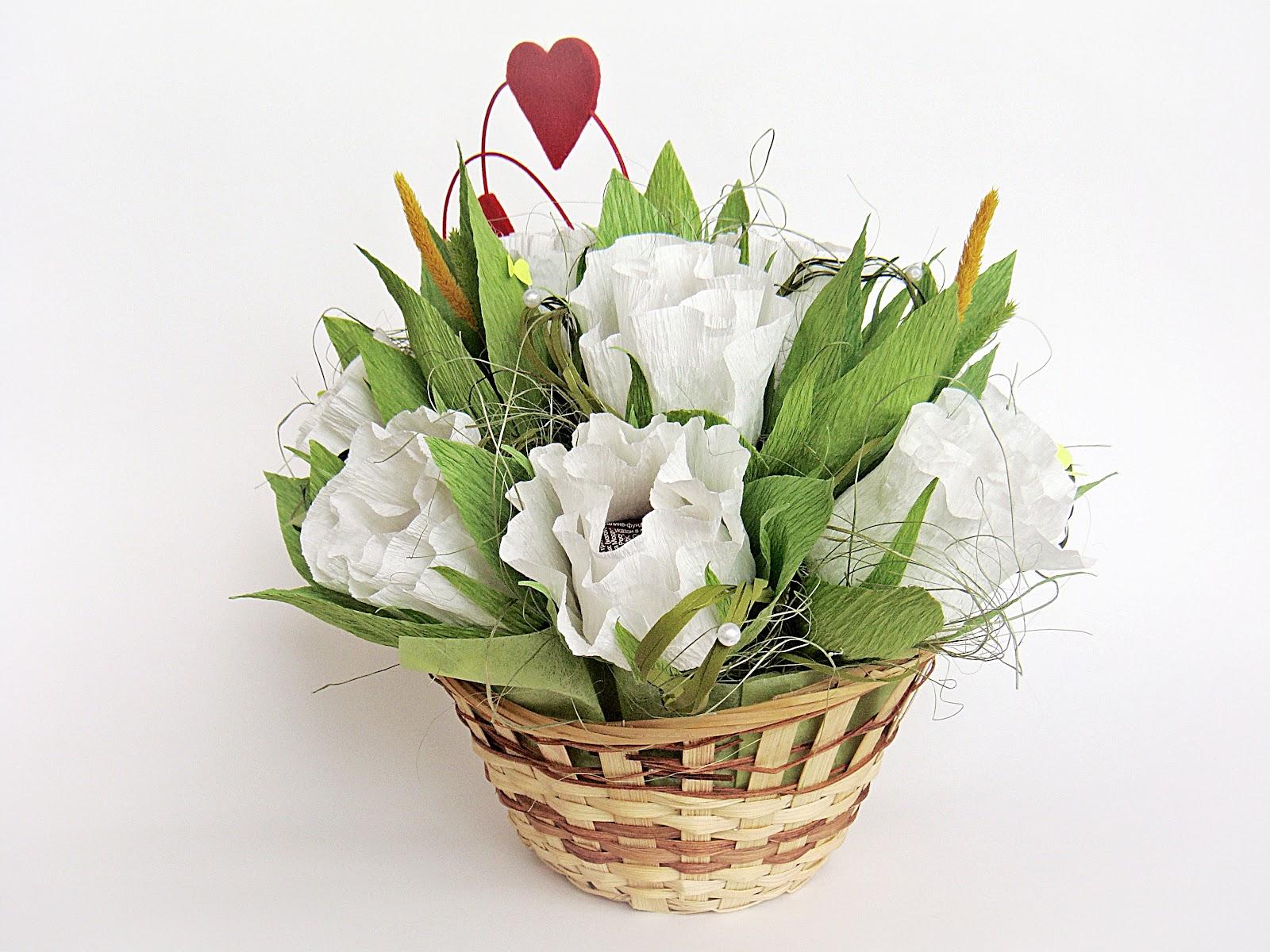 Розы цветы из цветы из бумаги лотос