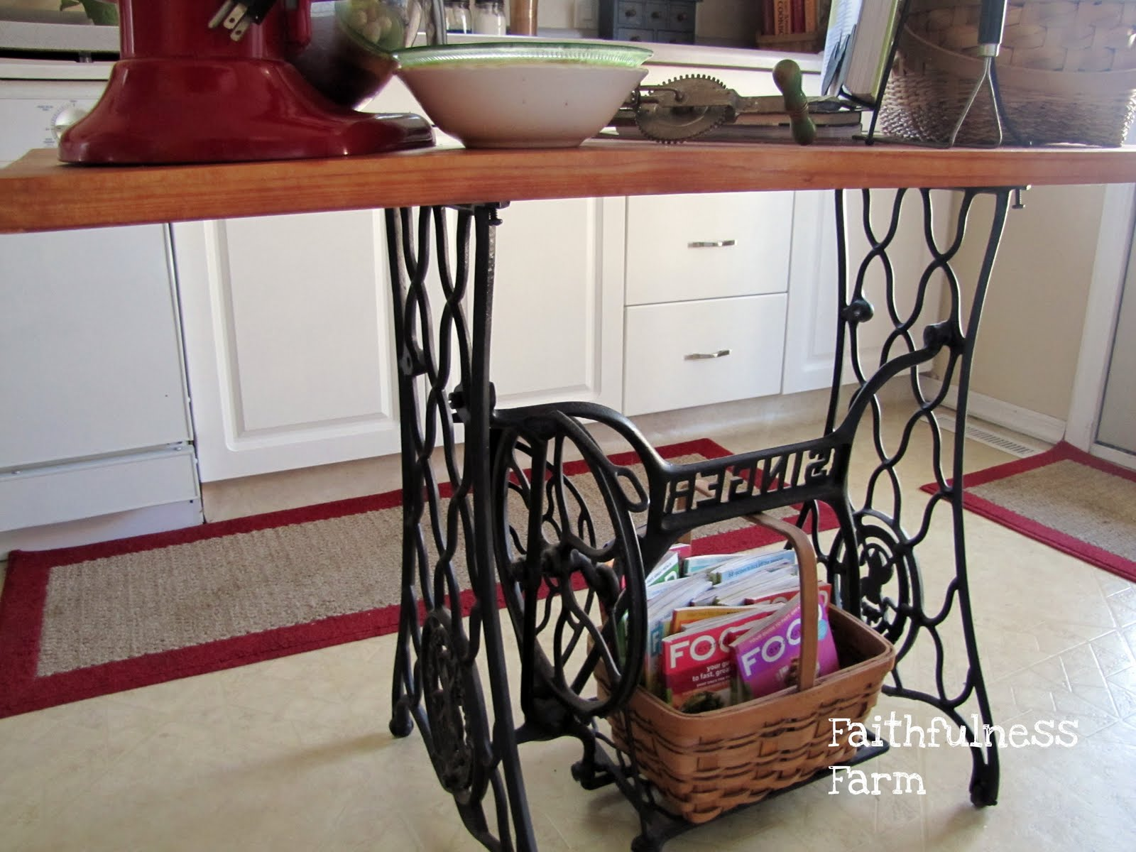homemade kitchen island ideas.