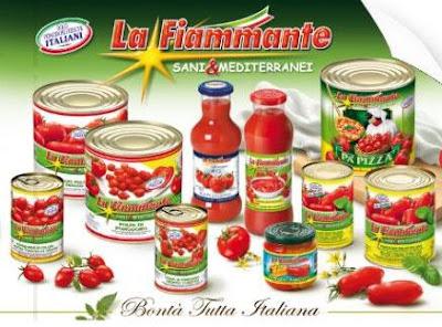 la fiammante: il sapore tutto italiano!