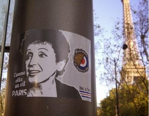 Ces endroits où Paris nous mènent ...