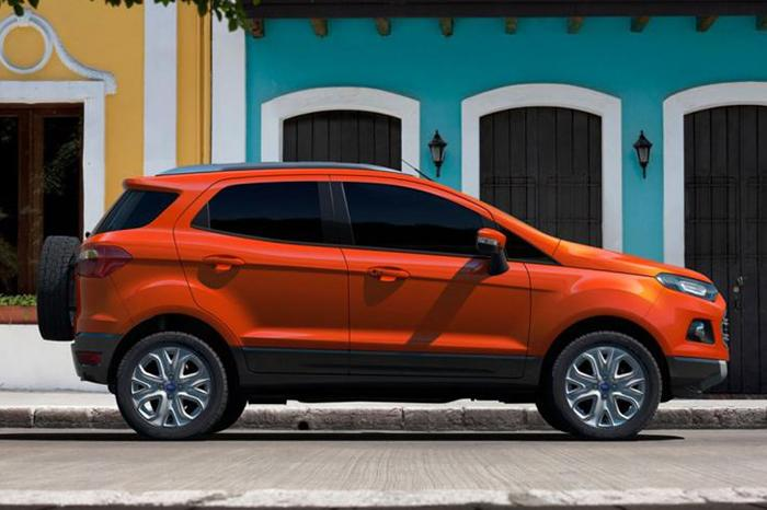 The new Ford Eco Sport is not a small car | car to ride