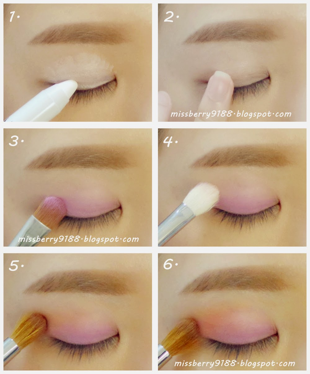E l l y b e r r y soft sunset makeup tutorial soft sunset makeup tutorial baditri Gallery