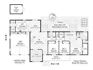 Planos de casas modelos y dise os de casas planos de - Planos de casas rurales ...
