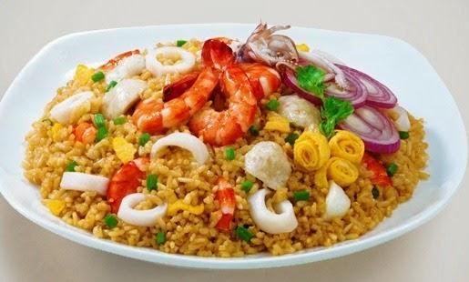 Resep Sehat Seafood Rumahan