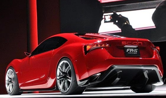 2016 Scion FR-S Release Date