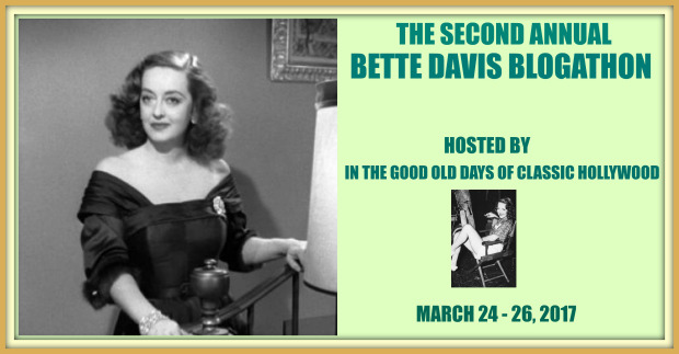 The 2nd Annual Bette Davis Blogathon
