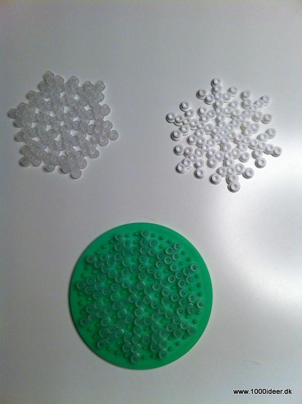 Www.1000ideer.dk: isblomster af perler