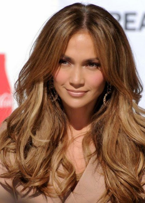 Long Wavy Hairstyles 2015