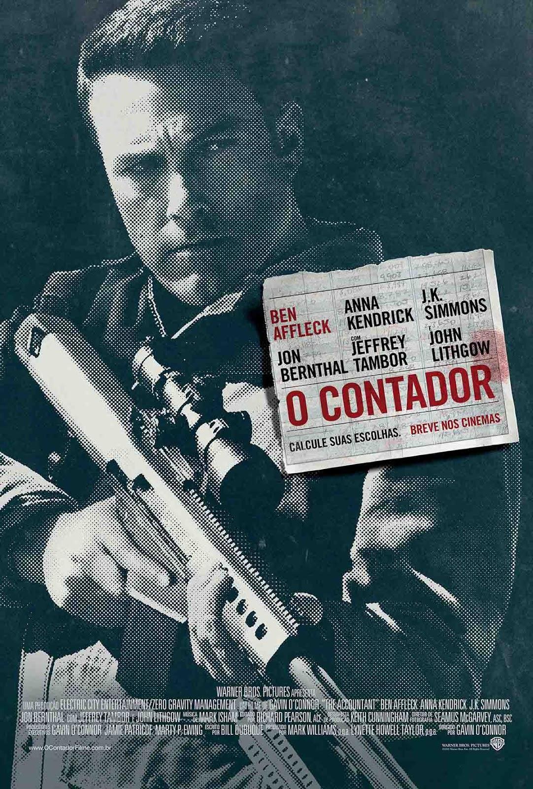 O Contador Torrent – BluRay 720p e 1080p Dual Áudio