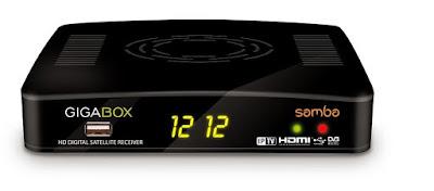 gigabox - GIGABOX S-200SD (V.2.43) , SAMBA (V 4.27) ATUALIZAÇÃO  Samba