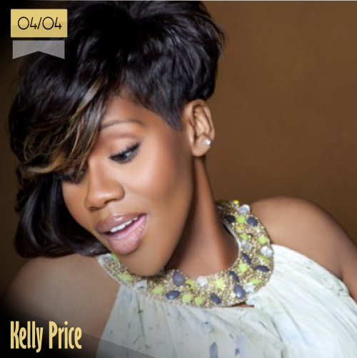 4 de abril | Kelly Price - @KellyPrice4Real | Info + vídeos