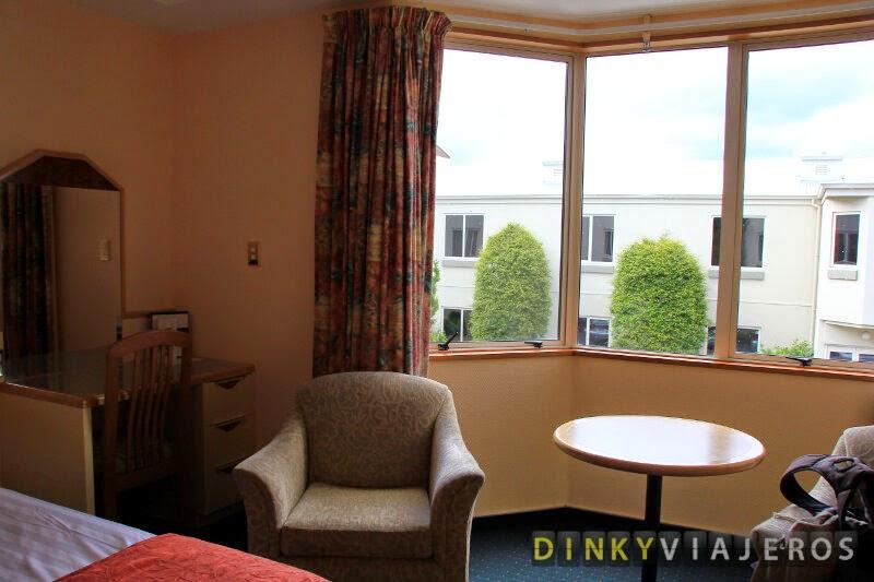 Hotel Distinction Luxmore. Habitación