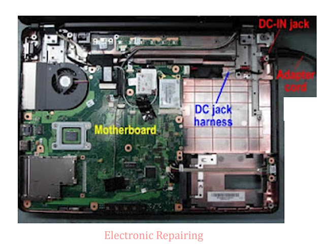 Laptop Dead Motherboard Fix