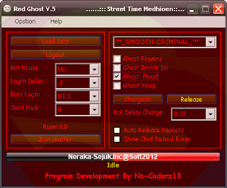 Red Ghost V.5 download