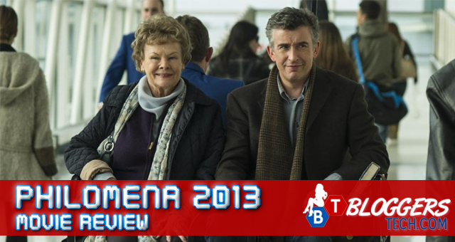 Philomena 2013 Movie Review