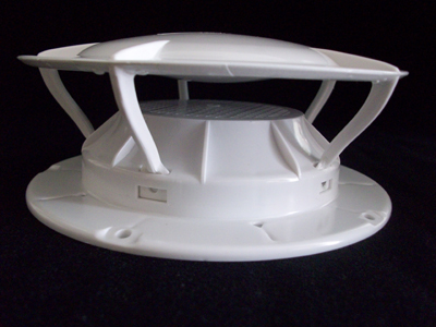This Unique Roof Vent Automatically Decreases The Atmospheric Pressure  Inside The Holding Tank And Literally Draws Vapors And Subsequent Odors Out  Of The ...