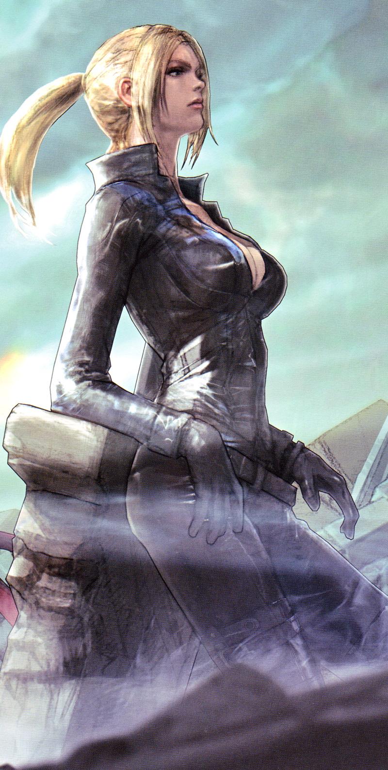 Tekken Blood Vengeance Nina