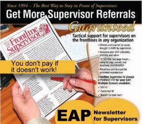 Supervisor Newsletter for EAP