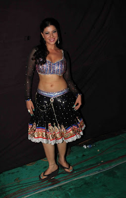 sambhavna seth poses after live dance performance actress pics