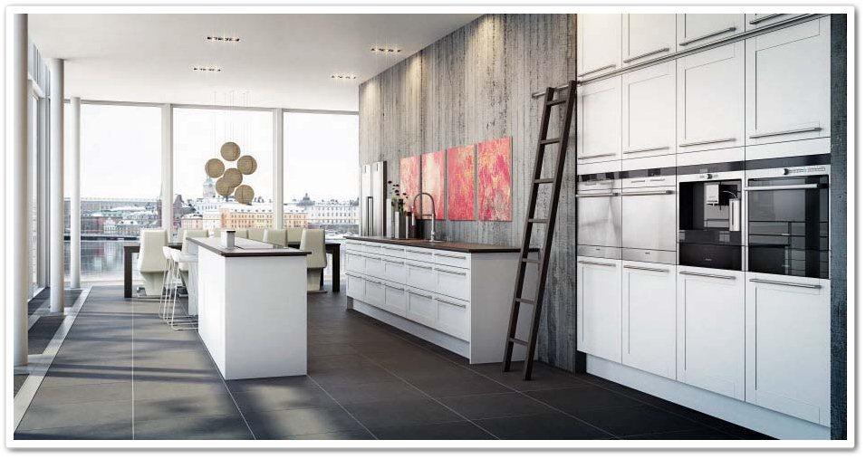 8 fengslende kjøkken av Marbodal - interiør inspirasjon