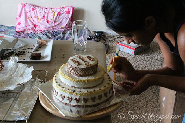 Cake Decorating Piping Designs