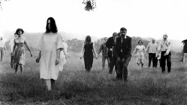 Night of the Living Dead, directed by George Romero