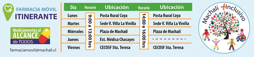 Salud Machalí