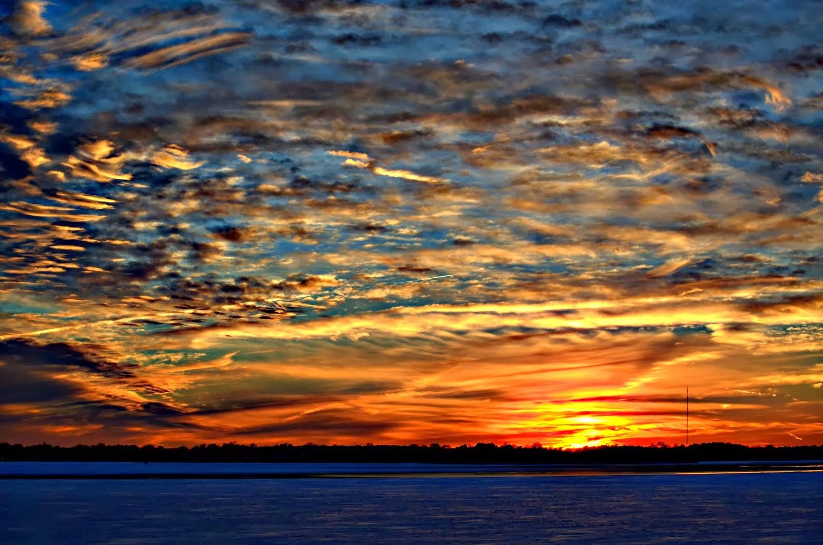 Choptank sunset