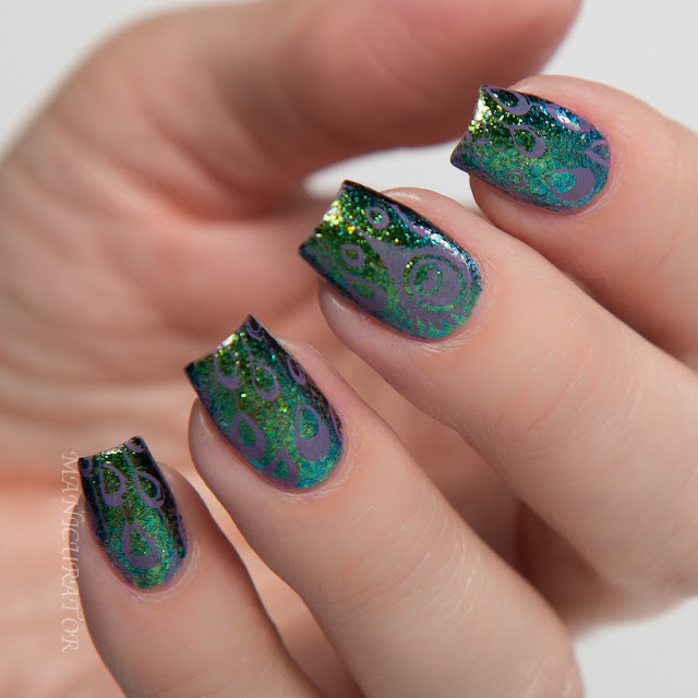 KBShimmer-She's-Beyond-Kelp-Sarong-Place-Peacock-Stamp-Nail-Art