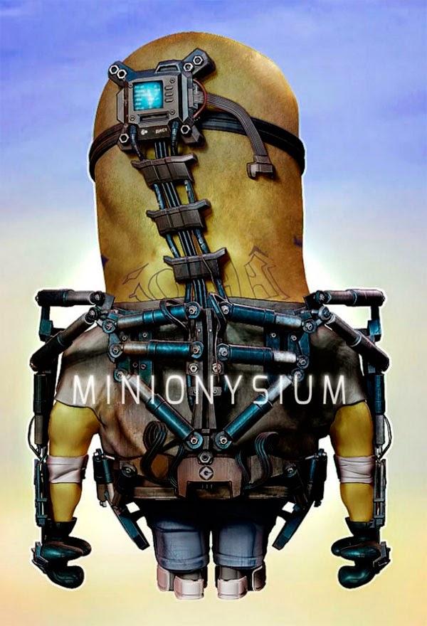 Minion Max de Elysium