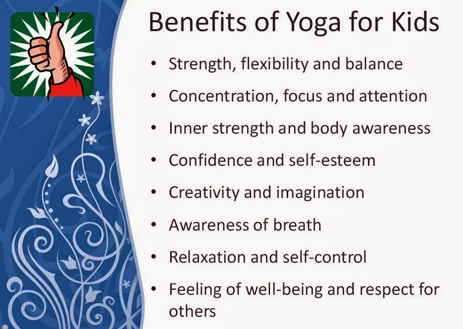 Benefits Of Kids Yoga By OmazingKids
