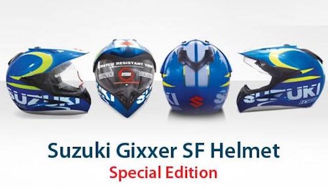 Suzuki-Gixxer-SF-Helmet