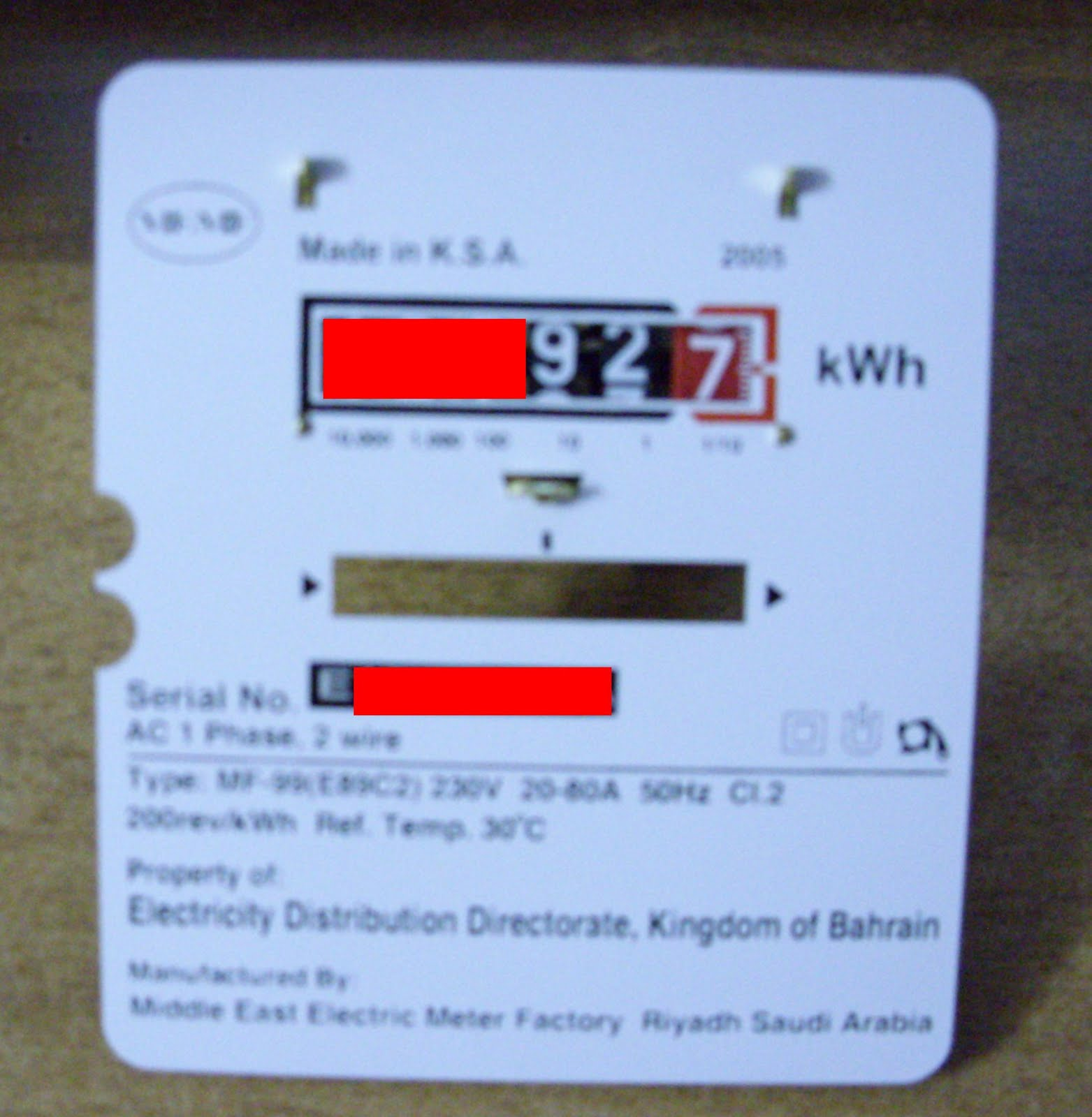 Digital Electric Meter Hacking : Meter hack reveals solar array s true power images frompo