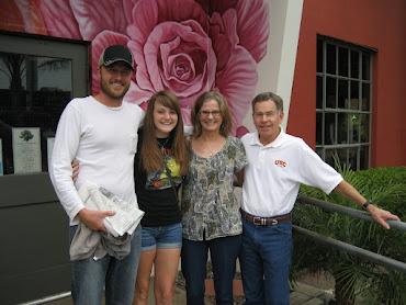 Buck, Meryl, Molly, Gary