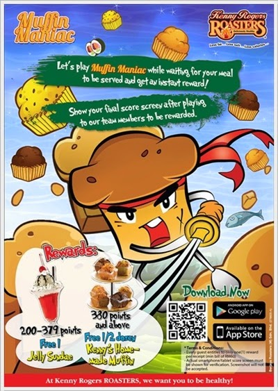 Muffin Maniac Challenge