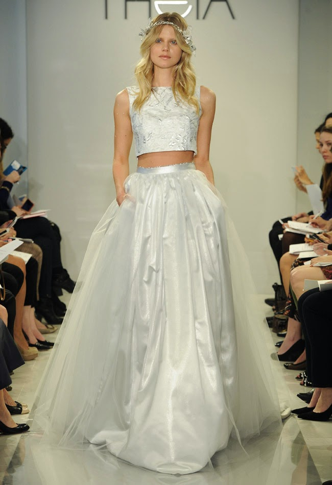 Portland Bridal Fitness: CROP TOP WEDDING DRESSES: YAY OR NAY? + ...