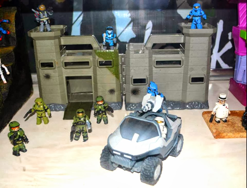 Halo Minimates Carter my Few Halo Minimates
