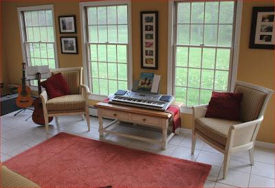 Inspirasi Desain Ruang Santai Keluarga