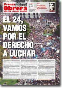 Última Prensa Obrera