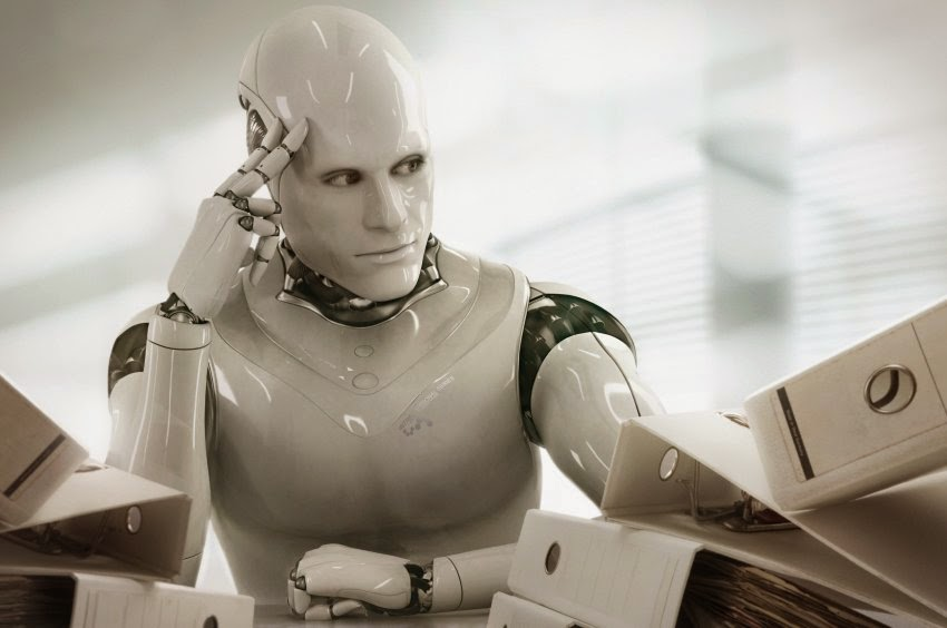 十年後你的飯碗將被機器人取代 Your job will be replaced by a robot after a decade