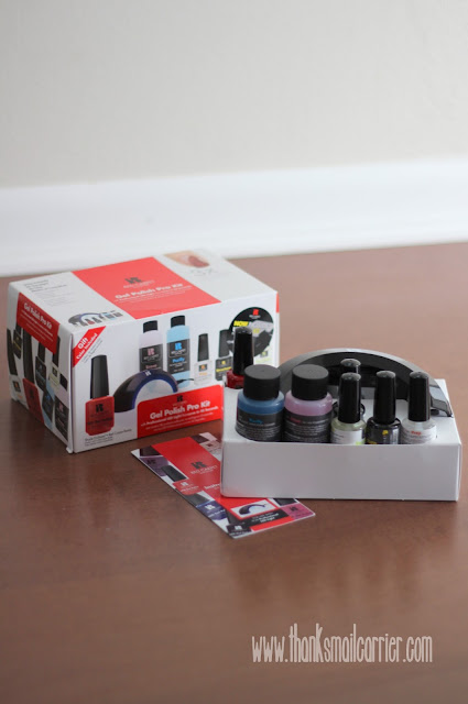 Red Carpet Manicure Pro Kit